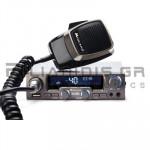 CB Αυτοκινήτου 400Ch AM/FM 10W + 2pin MIC/SPK (Bluetooth Ready) & USB