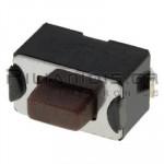 ΔΙΑΚΟΠΤΗΣ TACT SPST-NO 3.5x6mm (Y: 4.3mm)  1.6N SMD