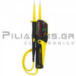 Voltage Tester with LED 12-690VAC/dc (CATIV 600V) IP65