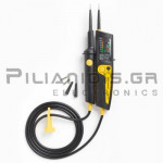 Voltage Tester with LED/LCD 12-690VAC/dc (CATIII 690V) IP64