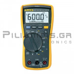 Multimeter Digital True-RMS (600V & 10A AC/DC) with NCV