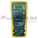 Multimeter Digital 3-1/2 True-RMS (1000V & 10A AC/DC)