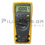 Multimeter Digital 3-1/2 True-RMS (1000V & 10A AC/DC) with Backlight
