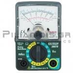 Πολύμετρο Αναλογικό Παλάμης (500V AC/DC) + Ω