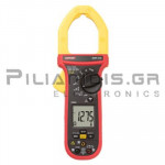 Clamp meter Digital AC-DC (1000V & 1000A AC/DC) + Capacitance, Ω, Hz, °C