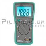 Capacitance Meter 200pF - 20000mF with Backlight