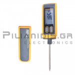 Digital Thermometer with Probe -50C / +270C
