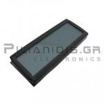 LCD Alphanumeric Module 16x2; Backlight yellow-green 61x19mm