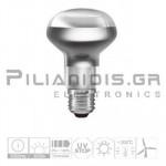 Halogen Lamp E27 30% Energy Saver 42W 960cd R63