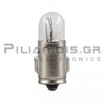 Filament lamp miniature BA7s 12V 170mA 2,0W Ø7x20mm