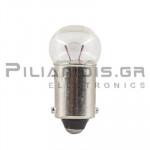 Filament lamp miniature BA9s  6,3V 25mA 1,57W