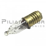 Filament lamp miniature E5,5 12V 50mΑ 0,6W Ø4,7x15mm