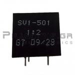 Low Frequency Transformer  1:2  SV1-501