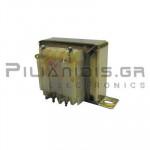 Transformer Vin:230VAC - Vout:9VAC 300mA