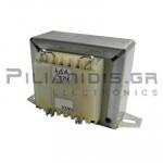 Transformer Vin:230VAC - Vout:12VAC 1,5A