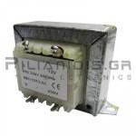 Transformer Vin:230VAC - Vout:12VAC 3,5A