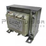 Transformer Vin:230VAC - Vout:12VACx2  2x2A