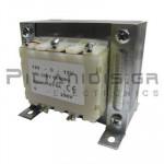 Transformer Vin:230VAC - Vout:12VACx2  2x2,5A