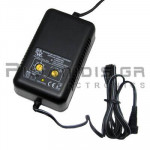 Charger 1,4-14VDC 1000mA, ΔV Detection + Discharge