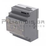 Τροφοδοτικό ράγας 82.5W; 12VDC; 7.1A; 85-264VAC;