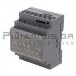 Τροφοδοτικό ράγας 91.92W; 24VDC; 3.83A; 85-264VAC;