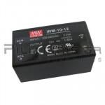 Converter Modul PCB 10W 12VDC 0.85A / 100-240VAC