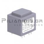 Μετασχηματιστής Πλακέτας   2.6VA   9V  278mA (400V ΙΝ)