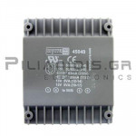 Transformer  10VA  2x115V  2x15V  2x333mA