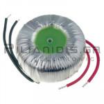 Mετασχηματιστής τοροειδείς 230VAC - 12V/12.5A/150VA