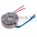 Mετασχηματιστής τοροειδείς 230VAC - 12V/16.6A/200VA