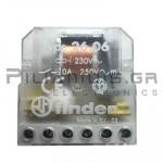FINDER Ρελέ Καστάνιας  26.06 230VAC 2ΕΠ/NO