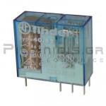 Relay Ucoil: 110VDC  18K  8A/250VAC DPDT