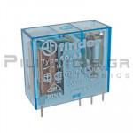 Relay Ucoil: 110VDC 18K 16A/250VAC SPDT