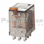 Relay Ucoil: 24VAC  190R 10A/250VAC 3PDT