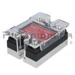 Relay Solid State Vcontr:3-32VDC Load 48-480VAC 25A Zero-Cross