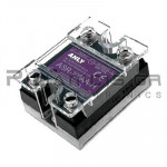 Relay Solid State Vcontr:3-32VDC Load 24-280VAC 25A Zero-Cross