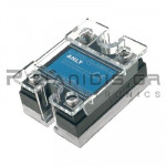 Relay Solid State Contr:0-500ΚΩ Load 24-280VDC 50A