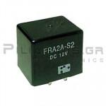 Relay Ucoil: 12VDC 30A  90R; SPDT