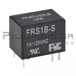 Ρελέ 24VDC 1A/125VAC 1280R  1 x Μεταγωγική Επαφή