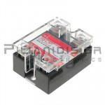 Relay Solid State Vcontr:90-250VAC Load 480VAC 100A