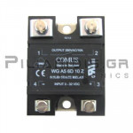 Relay Solid State Vcontr:3-32VDC Load 24-280VAC 0,1...10A Zero-Cross