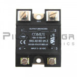 Relay Solid State Vcontr:3-32VDC Load 24-280VAC 0,1...25A Zero-Cross