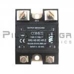 Relay Solid State Vcontr:3-32VDC Load 24-280VAC 0,2...40A Zero-Cross