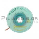 Σύρμα Αποκόλλησης 2.0mm (1.5m) No-Clean/Lead Free
