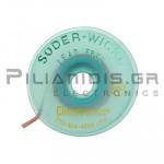 Σύρμα Αποκόλλησης 2.8mm (1.5m) No-Clean/Lead Free