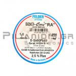 ΚΟΛΛΗΣΗ RA  1.0mm  Fg.2.5% 250g