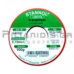 ΚΟΛΛΗΣΗ HF32-SMD  0.70mm  Fg.1.0% 100g