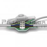 Μούφα Σύνδεσης με Ρητίνη Πολυουρεθάνης (για καλώδια ?7 - 23mm / 4x4 εως 4x16mm²) 0.6/1kV