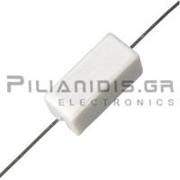 Wirewound Resistor 0.47R 5W ±5%